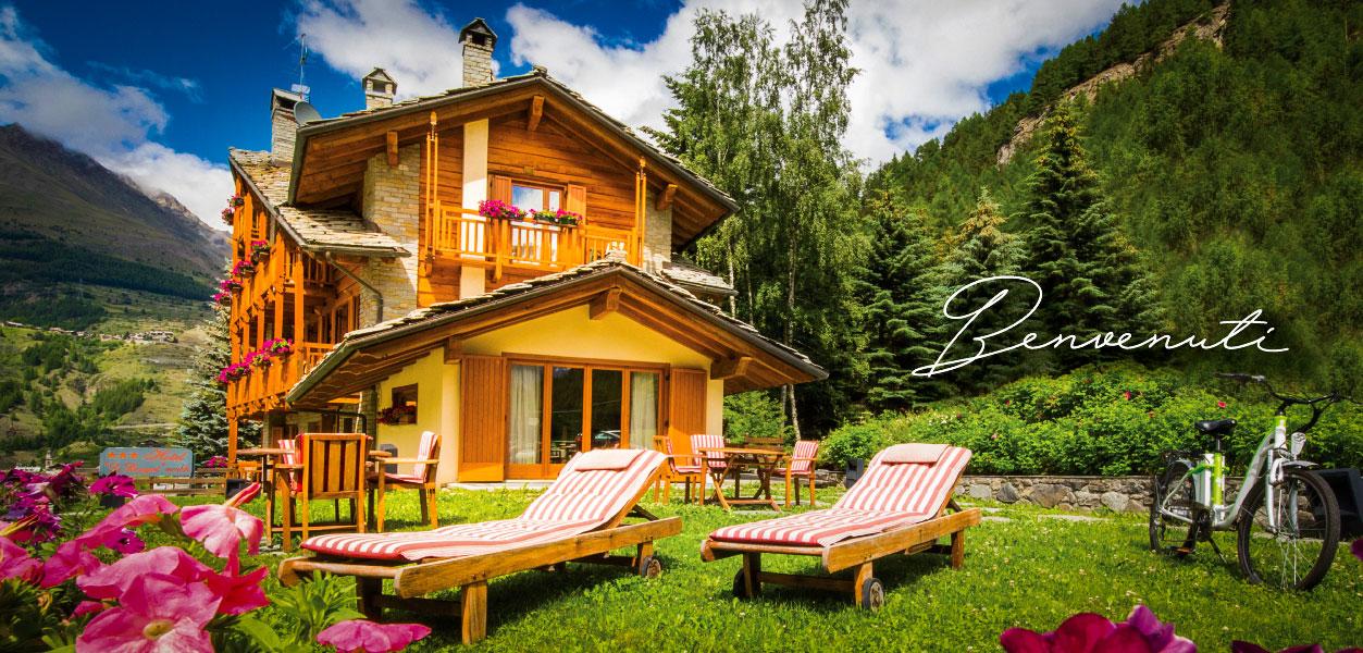 Hotel le bouquet hotel a cogne nel parco nazionale gran for Bouquet hotel
